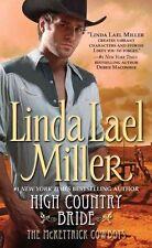 High Country Bride (McKettricks), Miller, Linda Lael, Very Good Book
