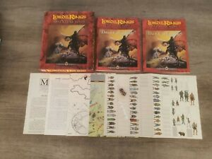Lord of the Rings: Adventure Game. Middle Earth, I.C.E., RPG