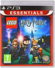 LEGO Harry Potter Years 1-4 Playstation 3 (PS3) Game Brand New Sealed