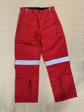 Nomex Trouser Red (#46) Size: 84w