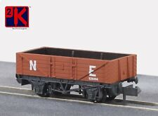 Peco NR-40E - 5 Plank Mineral Wagon - LNER Red Oxide 'N' Gauge New Boxed