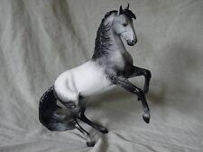 Breyer Horse Statue OOAK CM/Custom New/Rare Desatado/Picasso Dappled Light Gray