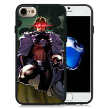 Magneto X-Men Superhero Silicone Phone Case Cover for iPhone5 6 7 8 Plus X XR XS