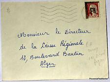 SOBRE ARGELIA RAZÓN EA 1962 ARGEL KOUBA EA87