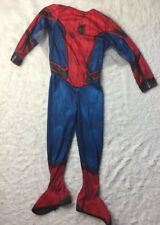 Youth Spider-Man Halloween Costume Size Small Web Foot Covers M05Y