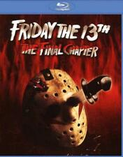 FRIDAY THE 13TH - PART 4: THE FINAL CHAPTER NEW BLU-RAY DISC