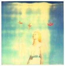 """Stefanie Schneider Edition """"Calliope"""" (Haley and the Birds) AP 2/2, 20x20cm LAST"""