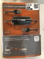 *NEW & SEALED* 6 ft MICRADIGITAL EASY TRANSFER CABLE for Windows 8, BRAND NEW!
