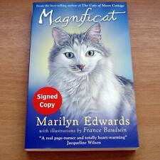 Autographed Magnificat 1st Edition Paperback Book Signed by Marilyn Edwards New