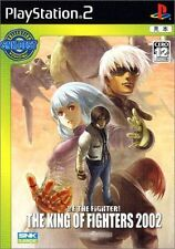 Used PS2 The King of Fighters 2002 KOF SNK SONY PLAYSTATION JAPAN IMPORT