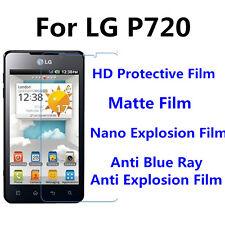 3pcs For  LG P720 Anti Scratch Matte,High Clear Screen Protector