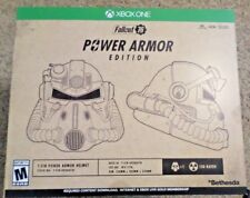 NEW Fallout 76 Power Armor Edition Microsoft Xbox One Plus Steelbook Complete