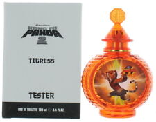Kung Fu Panda 2-Tigress by Disney for Men and Women EDT Spray 3.4 oz.Tester NEW