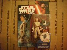 HASBRO STAR WARS*The Force Awakens 3.75-Inch Figure Snow Mission Rey Starkiller*