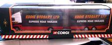Corgi 1/64 Scale 59516 Volvo Short wheelbase lorry + Close couple trailer