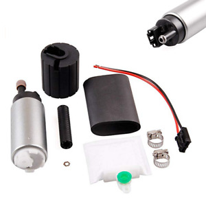Car High Pressure Intank GSS342 Fuel Pump Gasoline electric 255lph Power Flow