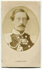 Mayer & Pierson - CDV - Papier salé 1857 - Prince Bariatinsky - Russie Crimée -