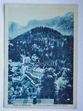 FUSINE Valromana acciaierie monte Mangart Tarvisio Udine vecchia cartolina
