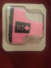 NEW!  HP 02 Series Pink/MAGENTA CB284W Printer Ink Cartridge Genuine