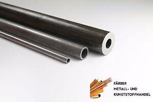 Präzisionsrohr nahtlos E235+C D. 8-29mm  Länge frei wählbar Stahlpräzisionsrohr