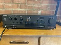 Technics SU-V550 Class AA Stereo Integrated Amplifier HiFi Separate Phono - POST