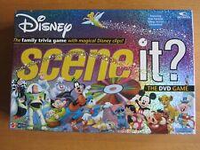 Scene It Disney Edition DVD Board Game