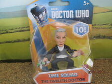 Dr WHO TIME SQUAD CARICATURE FIGURE OF THE TWELFTH DOCTOR  NIB