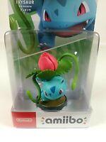 Ivysaur amiibo Figure Nintendo amiibo Super Smash Bros. Pokémon 2019 Sealed