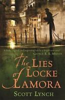 The Lies of Locke Lamora, Scott Lynch, New