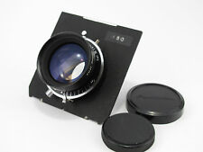 [Exc++]Fuji Fujinon W 150mm F5.6 Large Format Copal no.0 Freeship From Japan