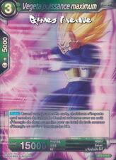 Dragon Ball Super Card Game! Vegeta puissance maximum BT2-076 R - VF/RARE