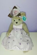 The Bearington Bears Collection - Violet Teddy Bear - With Tags