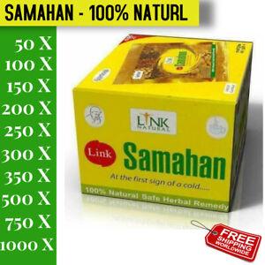 Samahan Instant Ayurveda Herbal Tea  Cough & Cold remedy link Original remedy
