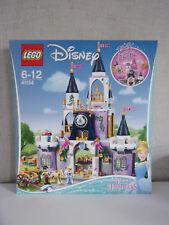 Lego Disney Princess 41154 Château Rêve de Cendrillon 18l41154