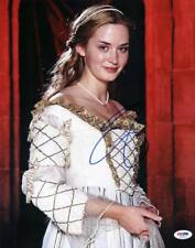 Emily Blunt The Young Victoria Signed Authentic 11X14 Photo PSA/DNA #V29216