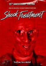 NEW DVD // SHOCK TREATMENT (ROCKY HORROR) // Cliff De Young, Richard O'Brien,