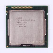 Intel Xeon E3-1260L CPU Processor 2.4 GHz 5 GT/s LGA 1155/Socket H2