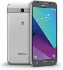 Samsung Galaxy Express Prime 2 J327A 16GB Silver AT&T  - Grade A+