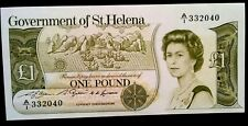 GOVERNMENT OF ST HELENA  £1 BANKNOTE- NOTES X 1-UK