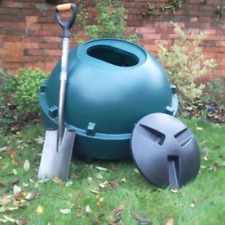 315L CompoSphere Rollable Tumbler Composter Green