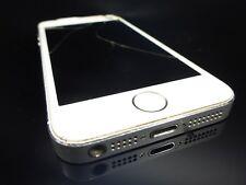 iPhone 5S 16GB weiß Apple für Bastler DEFEKT A1457 geht nicht an