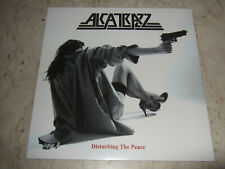 ALCATRAZZ Disturbing The Peace Steve Vai 180gram limited edition numbered SEALED