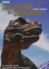 """DVD """"Sur la terre des dinosaures""""  NEUF SANS BLISTER"""