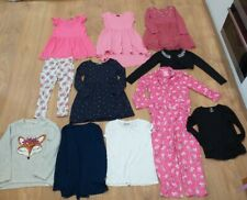 Girls Clothes Bundle Size 7 Years (Age 6-7 / 7-8) Mainly Tu. Dresses, PJ's