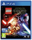 LEGO Star Wars: The Force Awakens Sony Playstation PS4 Game