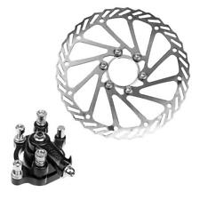 MTB Bicycle Cycling Mechanical Disc Brake Front and Rear 160mm Caliper Rotor