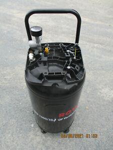 50 L Druckluftkessel 10bar Standkessel Druckluftbehälter Kessel + Räder