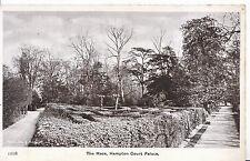 Middlesex Postcard - The Maze - Hampton Court Palace  N406