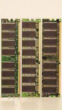 1.5GB RAM(3x512MB)DDR-400mhz-CL3 PC3200U Assembled in USA Mushkin Enhanced,NANYA