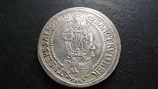 1636  Austrian Silver Taler Salzburg Archbishopric  Paris Count of Lodron